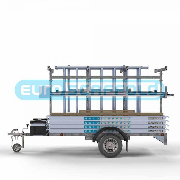 Steigertransporter 250 + Basic Rolsteiger 135x250