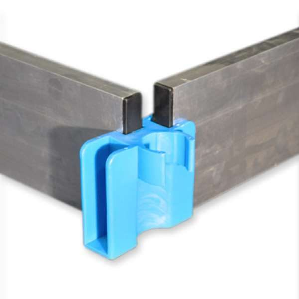 Set aluminium kantplanken