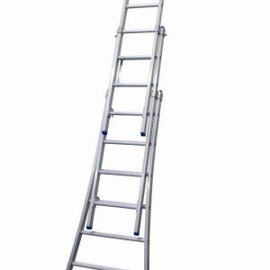 3-Delige Industrie Ladder