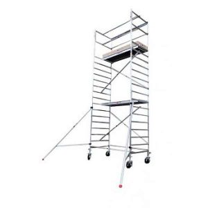 Basic line rolsteiger - 8.2 Meter Werkhoogte