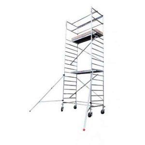 Basic line rolsteiger - 10.2 Meter Werkhoogte