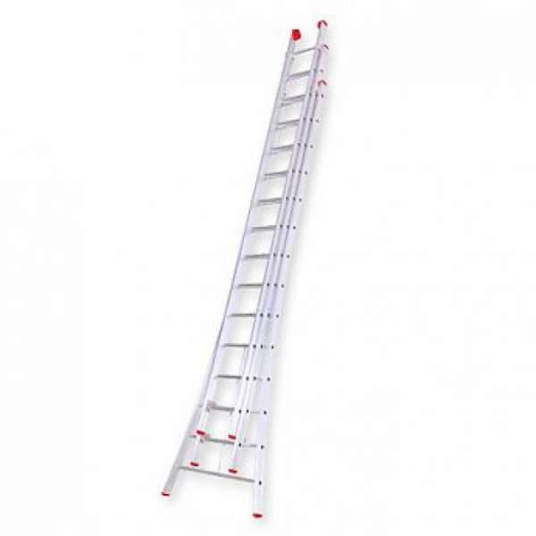 83a4b42928e Maxall Opsteek Ladder 3x14 sporten -