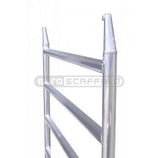 Euro Basic rolsteiger - 75 X 305 X 12.2m Werkhoogte