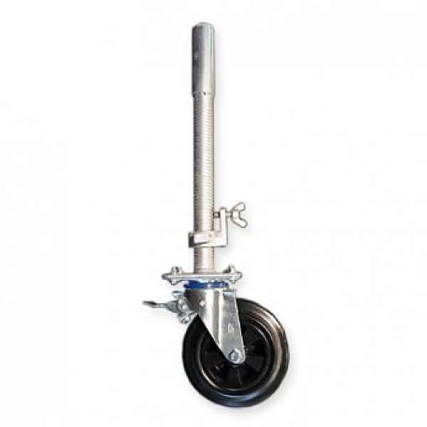 Basic rolsteiger - 135 X 250 X 6.2m Werkhoogte