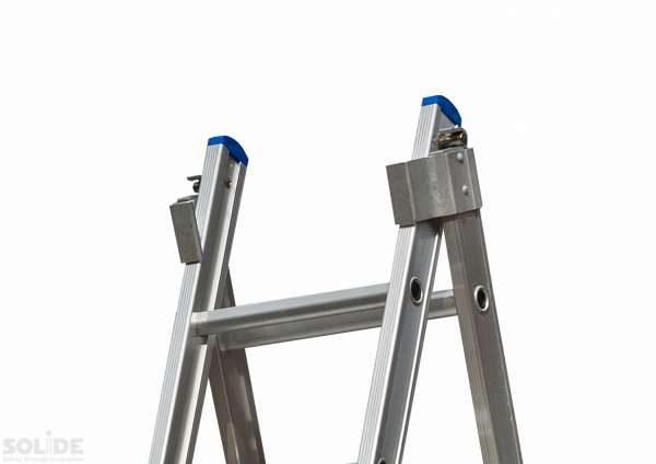 2-Delige bouwladder