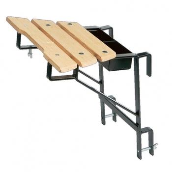 Ladderafhouder voor sport van 30mm