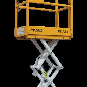 Hy-brid 3.6 hoogwerker
