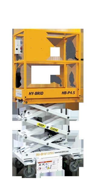Hy-brid 4.5 hoogwerker